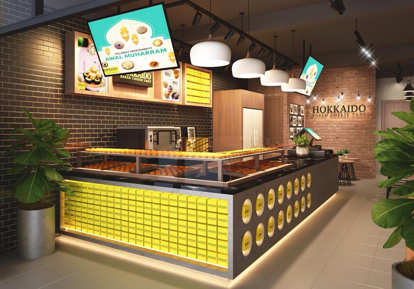 Kem phô mai Hokkaido chính thức mở cửa hàng đầu tiên tại Đà Lạt - Ảnh 1.