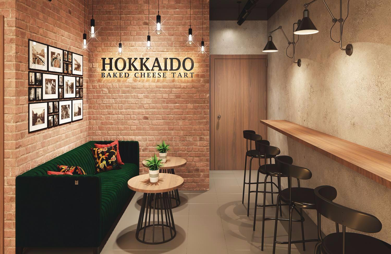 Kem phô mai Hokkaido chính thức mở cửa hàng đầu tiên tại Đà Lạt - Ảnh 2.