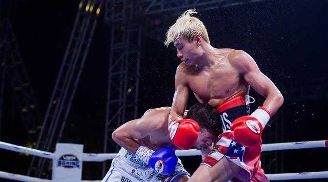 Thomas Wu - Hiện tượng trẻ mới cho làng Boxing Việt Nam - ảnh 5