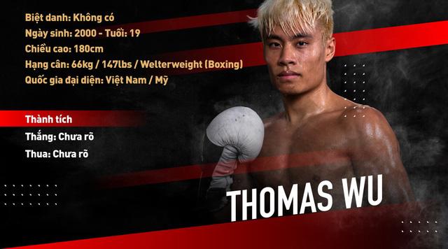 Thomas Wu - Hiện tượng trẻ mới cho làng Boxing Việt Nam - ảnh 6