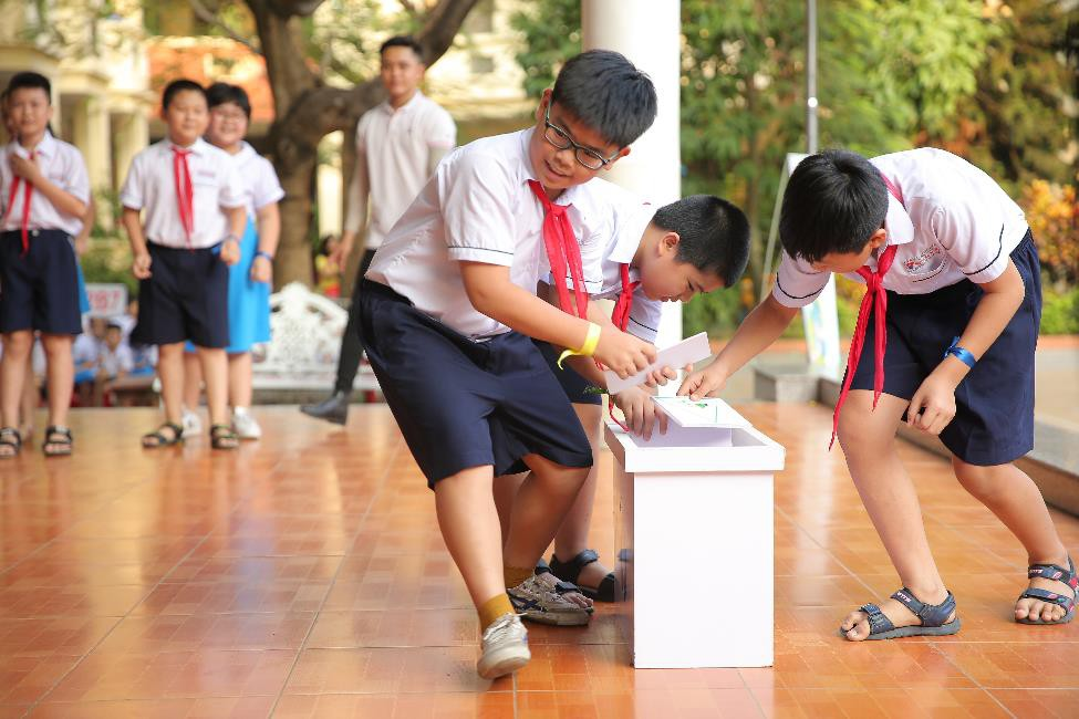 Vừa học vừa chơi - phương pháp hiệu quả giúp trẻ em tìm thấy niềm vui bảo vệ môi trường - Ảnh 1.