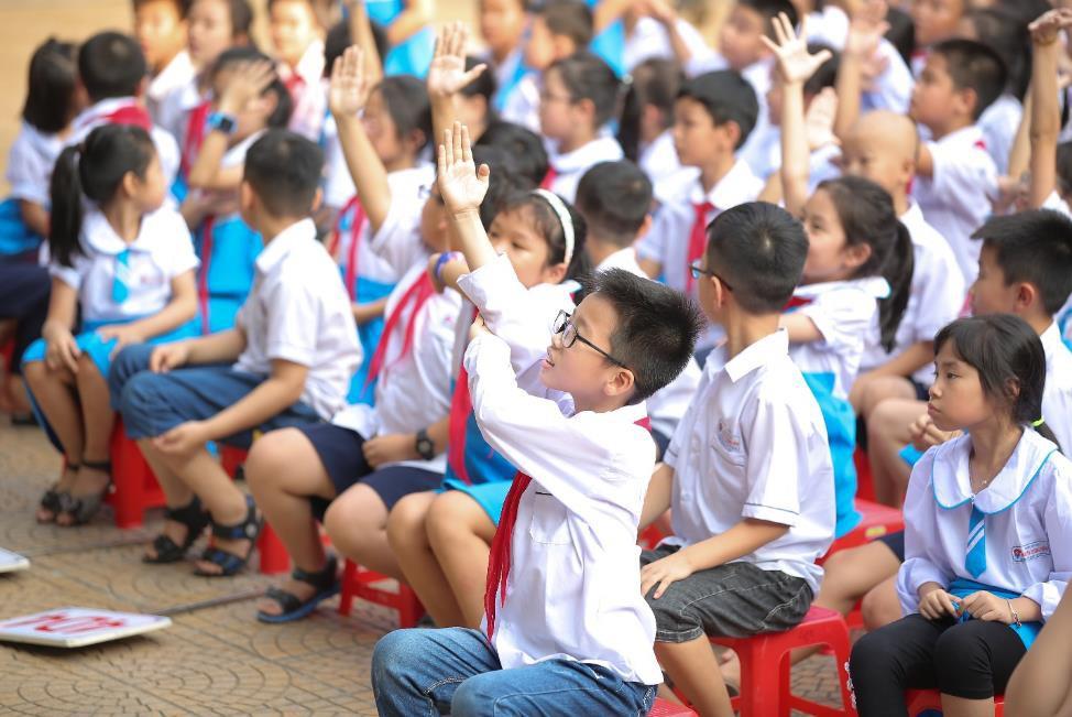 Vừa học vừa chơi - phương pháp hiệu quả giúp trẻ em tìm thấy niềm vui bảo vệ môi trường - Ảnh 4.