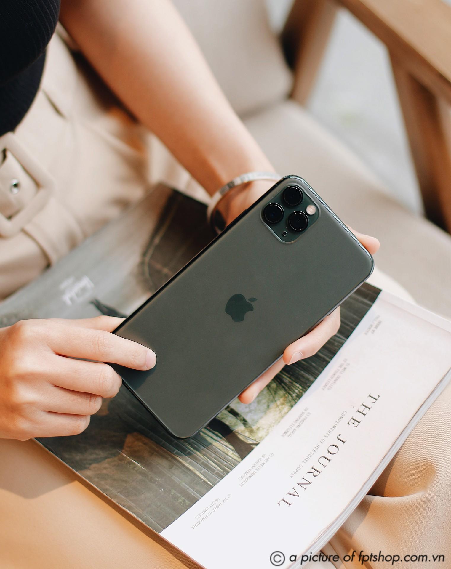 Nhân đôi bảo hành khi đặt trước iPhone 11, 11 Pro, 11 Pro Max chính hãng tại FPT Shop - Ảnh 3.