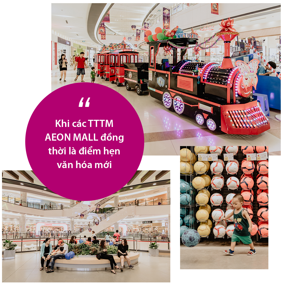AEONMALL với nghìn lẻ câu chuyện xây dựng nên những Happiness mall độc đáo tại thị trường Việt Nam - Ảnh 6.