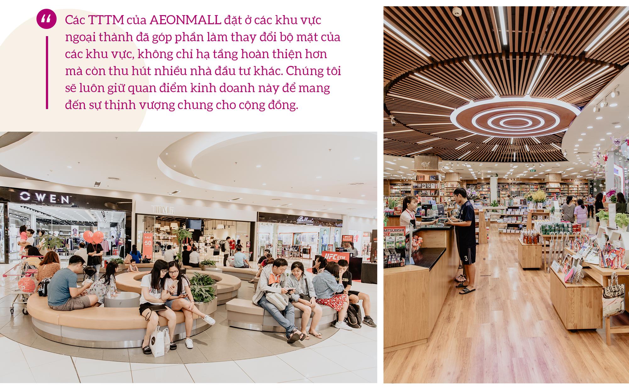 AEONMALL với nghìn lẻ câu chuyện xây dựng nên những Happiness mall độc đáo tại thị trường Việt Nam - Ảnh 7.