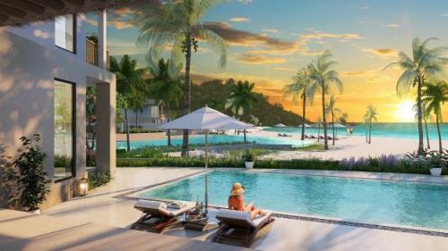 Trải nghiệm nghỉ dưỡng hấp dẫn ở Bãi Kem, Nam Phú Quốc - Ảnh 1.