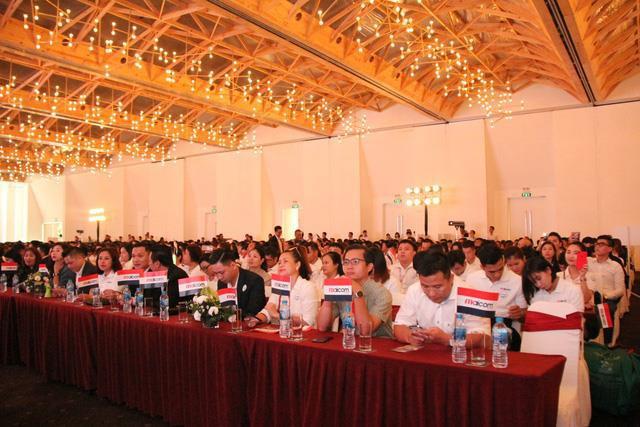 Hệ thống sàn giao dịch bất động sản Maicom Vietnam khai trương chi nhánh Maicom Gò Vấp - Ảnh 2.