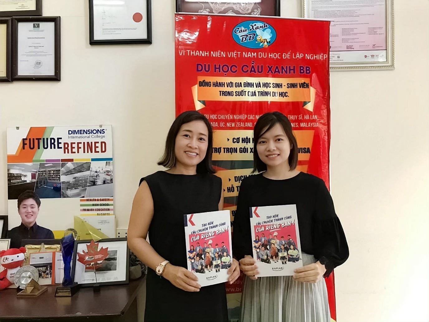 Du học Singapore dễ dàng tại trường Kaplan danh giá - Ảnh 2.
