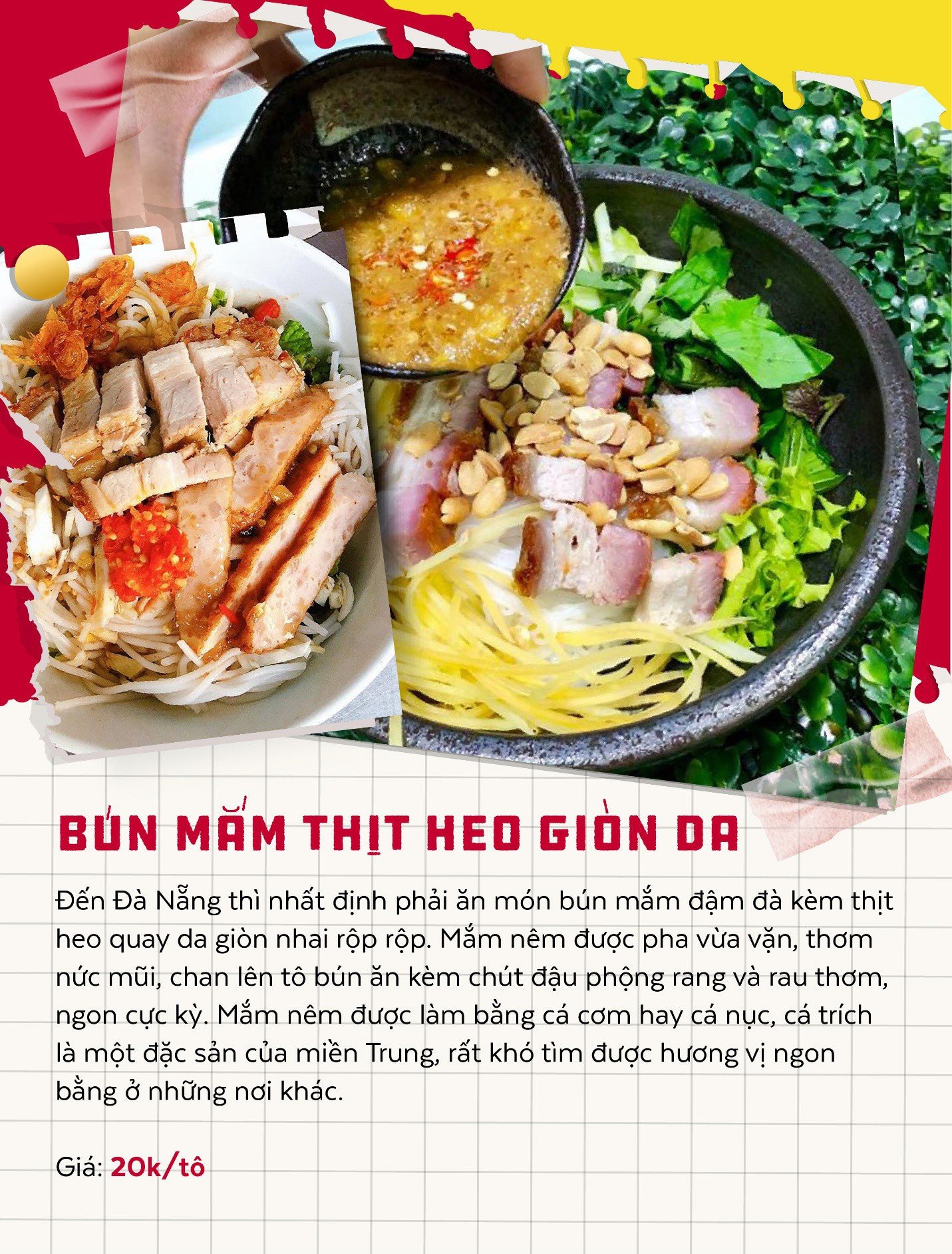 """Bí kíp ăn """"hết"""" miền Trung dù hầu bao hạn hẹp với top món ngon - bổ - rẻ - Ảnh 4."""
