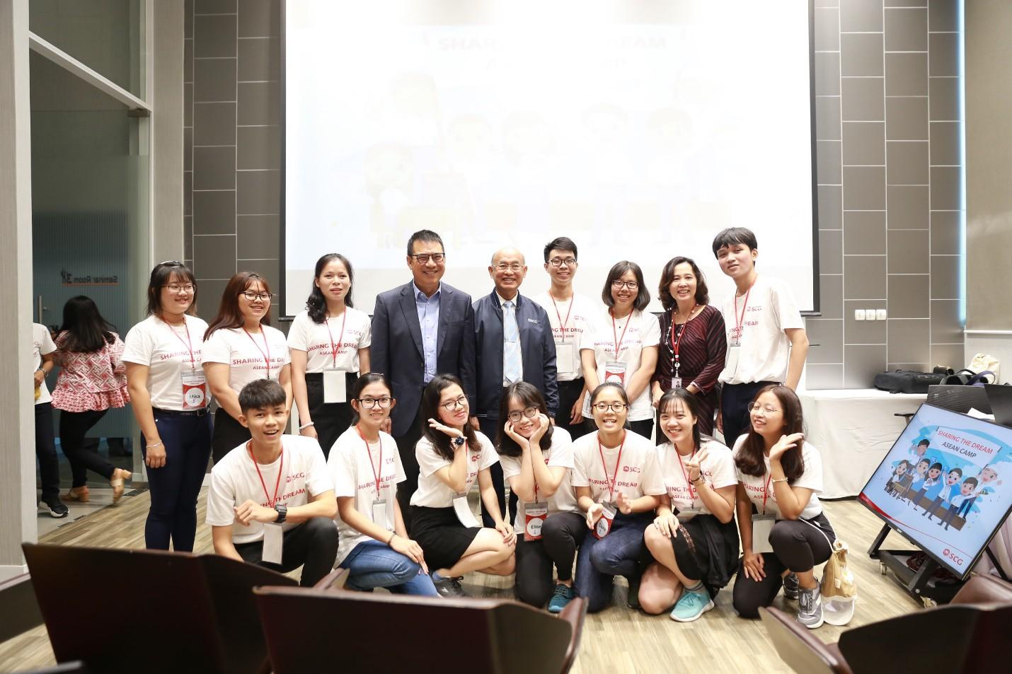 Giới trẻ ASEAN cất tiếng nói chung tay bảo vệ môi trường từ Hội trại quốc tế về kinh tế tuần hoàn - Ảnh 1.