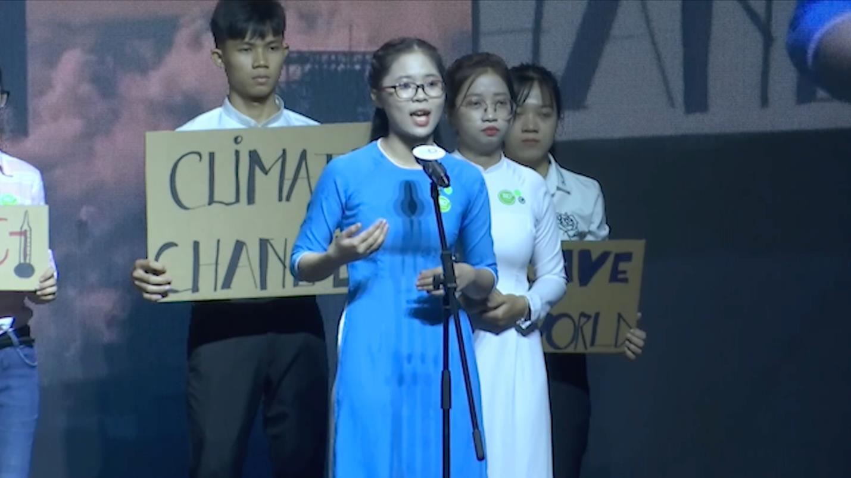 Giới trẻ ASEAN cất tiếng nói chung tay bảo vệ môi trường từ Hội trại quốc tế về kinh tế tuần hoàn - Ảnh 2.