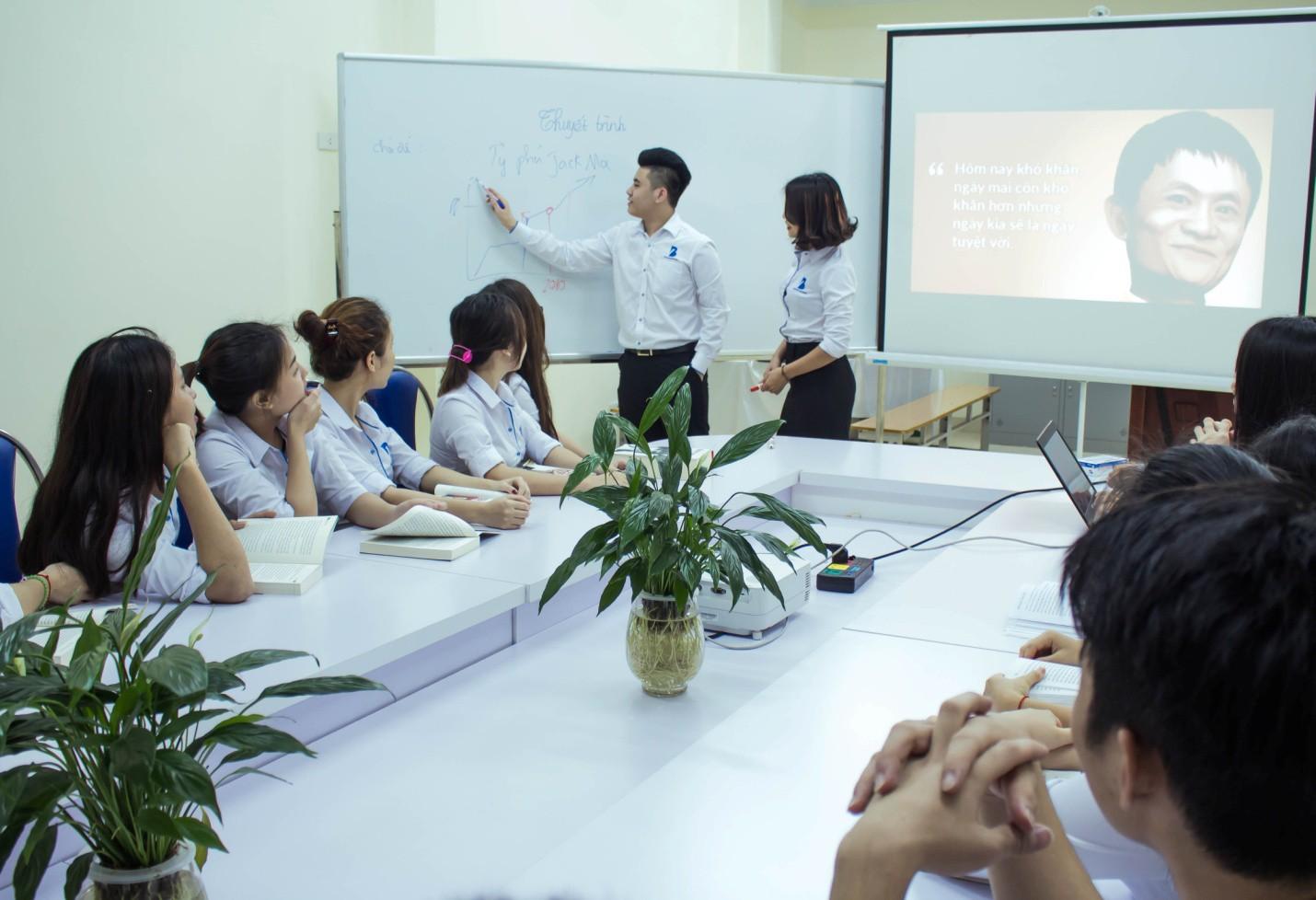Vì sao các bạn trẻ lại lựa chọn trường Doanh nhân CEO Việt Nam? - Ảnh 2.