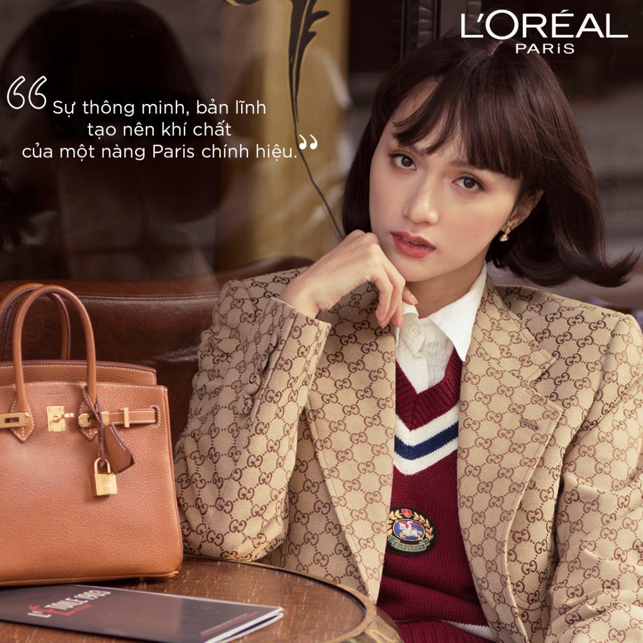 """Học con gái Pháp chăm làn da, mái tóc với 2 bảo bối này, Hương Giang mới nổi bật giữa """"rừng nhan sắc ở Paris Fashion Week - Ảnh 2."""