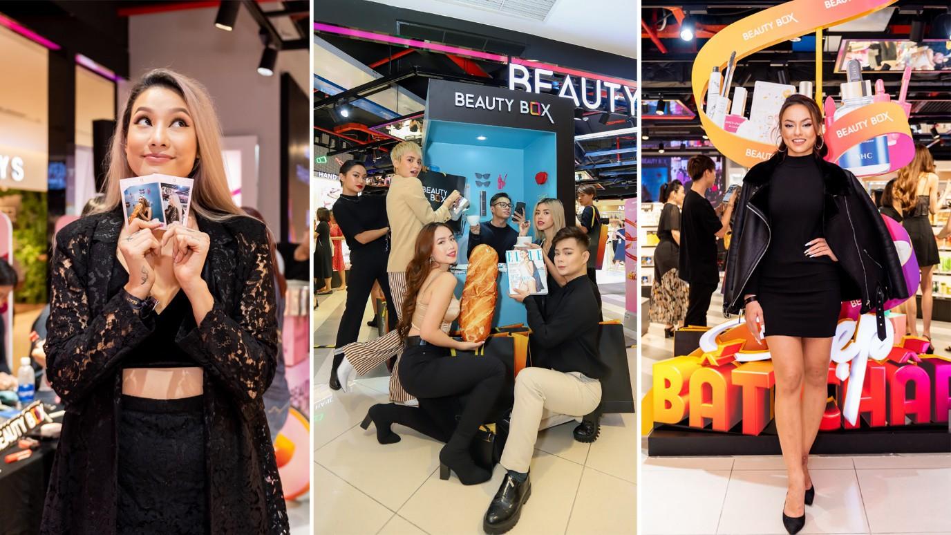 """Hơn 3.000 chị em hưởng ứng tuyên ngôn """"Đẹp bất chấp"""" cùng Beauty Box tại flagship store """"siêu hoành tráng"""" - Ảnh 8."""
