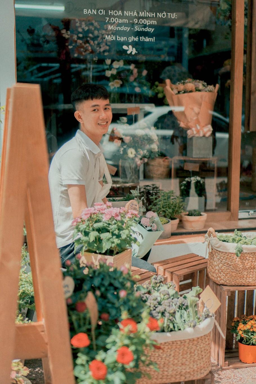 Tiệm hoa Dear Rainy: Mong các bạn tìm được chất liệu tô vẽ nét đáng yêu của cuộc sống - Ảnh 11.