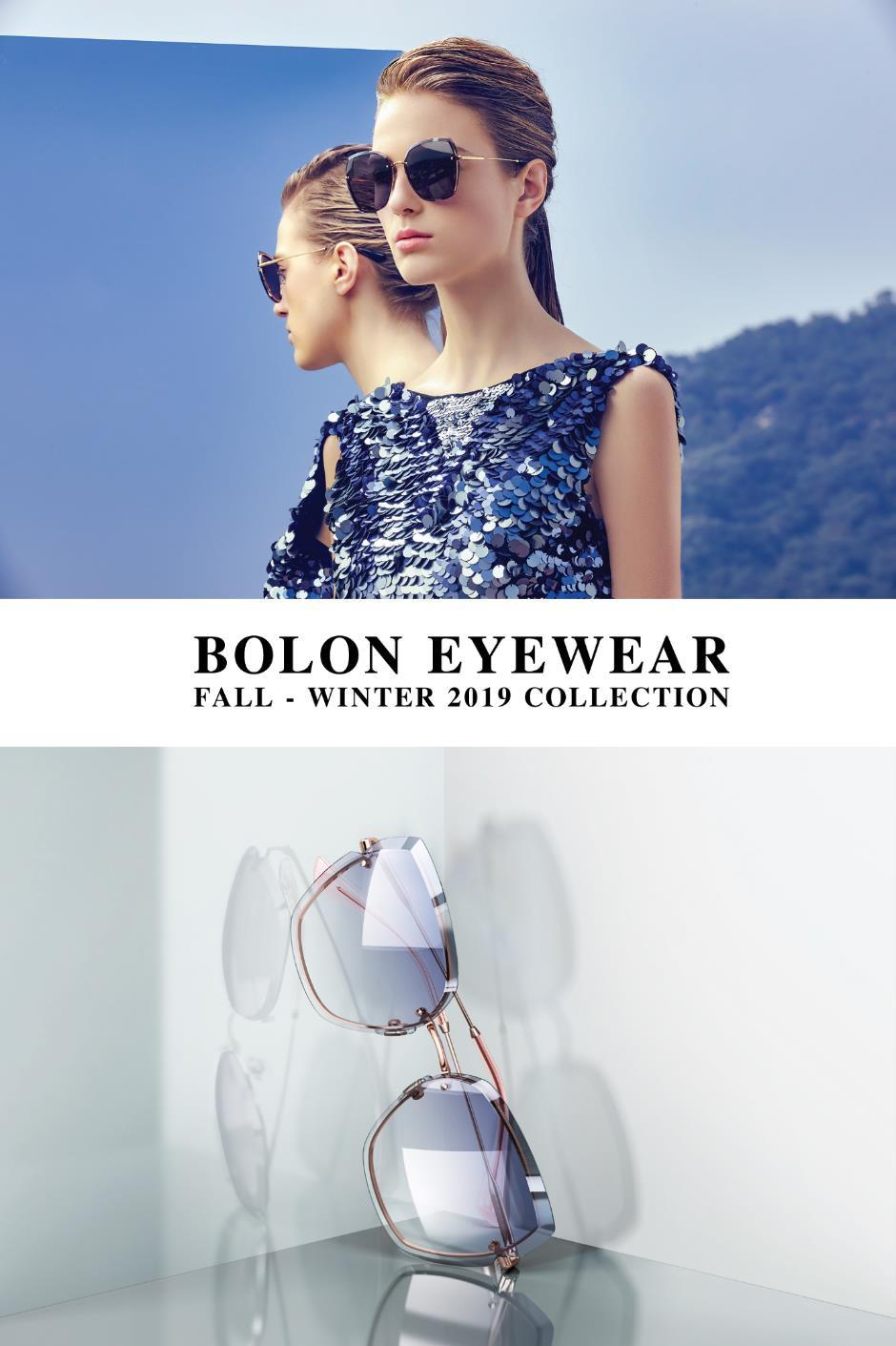 Bolon Eyewear Thu – Đông 2019: Thổi hồn đương đại vào phong cách lịch thiệp, sành điệu - Ảnh 1.
