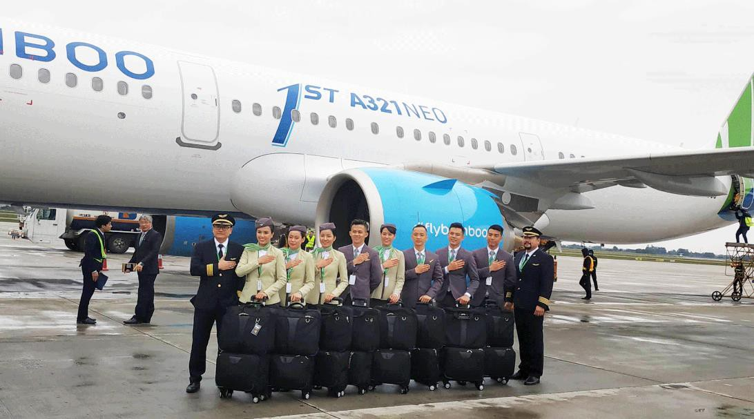 Bamboo Airways khai thác đường bay định kì Đà Nẵng – Seoul (Hàn Quốc) từ ngày 17/10/2019 - Ảnh 1.