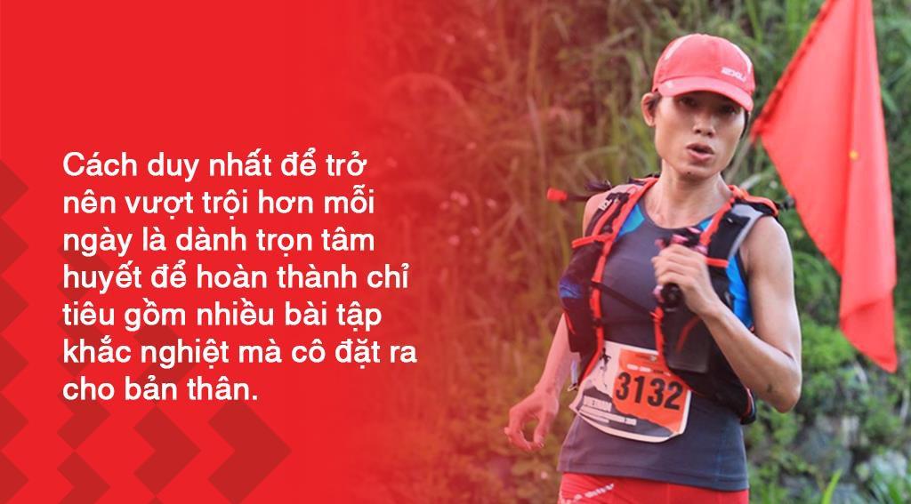 Marathon Techcombank 2019: Tiểu Phương và hành trình của bông hồng thép làng chạy Việt - Ảnh 3.