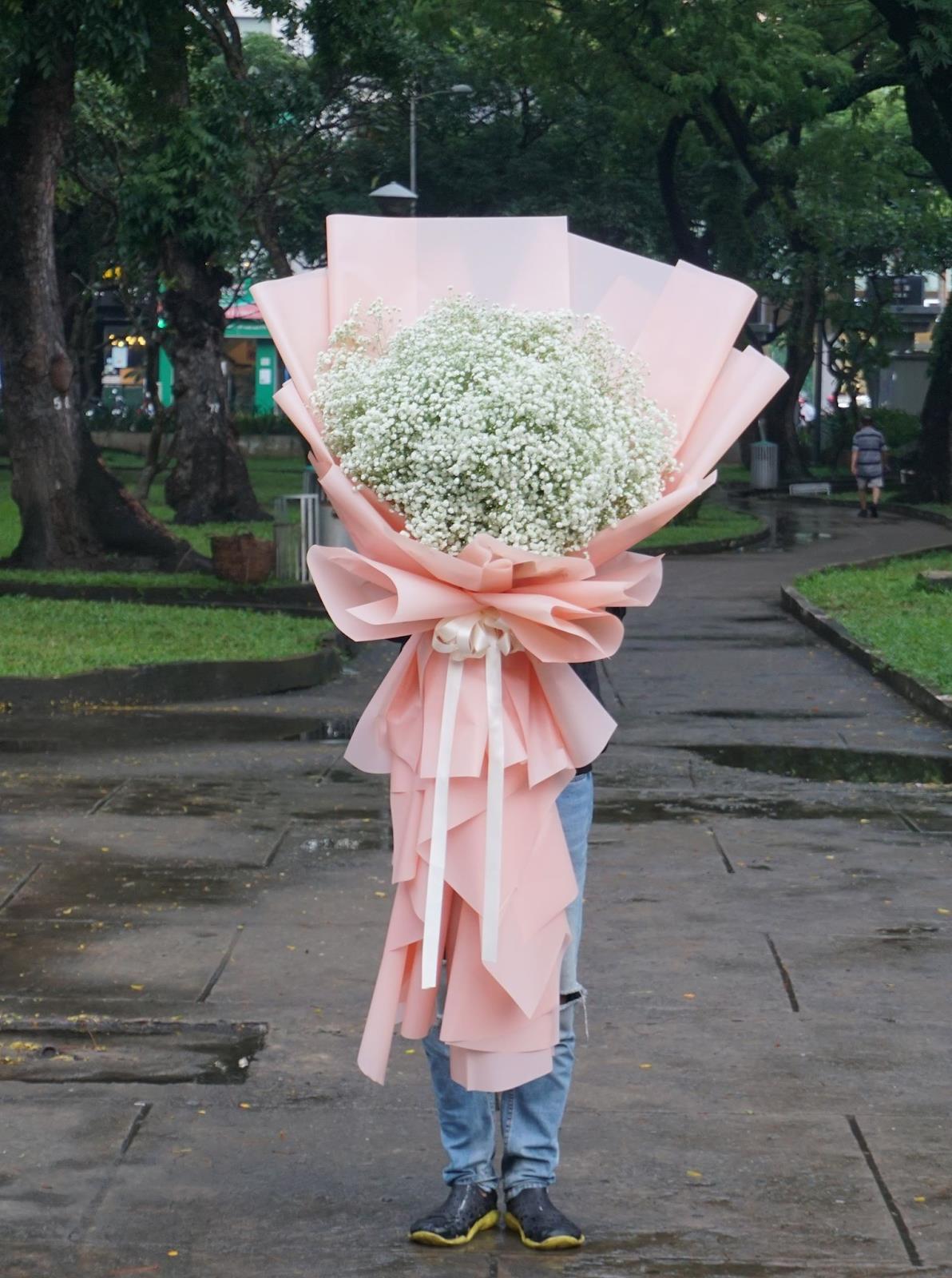 """Hoa Online 24/7: tiết lộ xu hướng hoa """"siêu to khổng lồ dành tặng phái nữ ngày 20/10 - Ảnh 3."""
