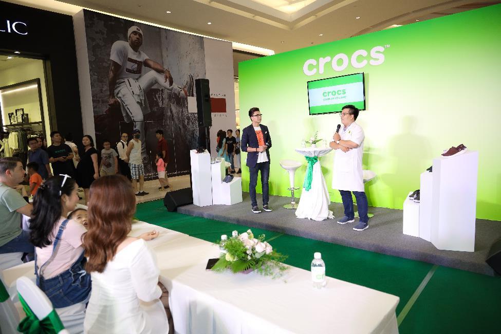 Nhung Gumiho và Ốc Thanh Vân lý giải vì sao ai cũng nên sở hữu ít nhất 1 trong 3 dòng sản phẩm mới của Crocs - Ảnh 6.