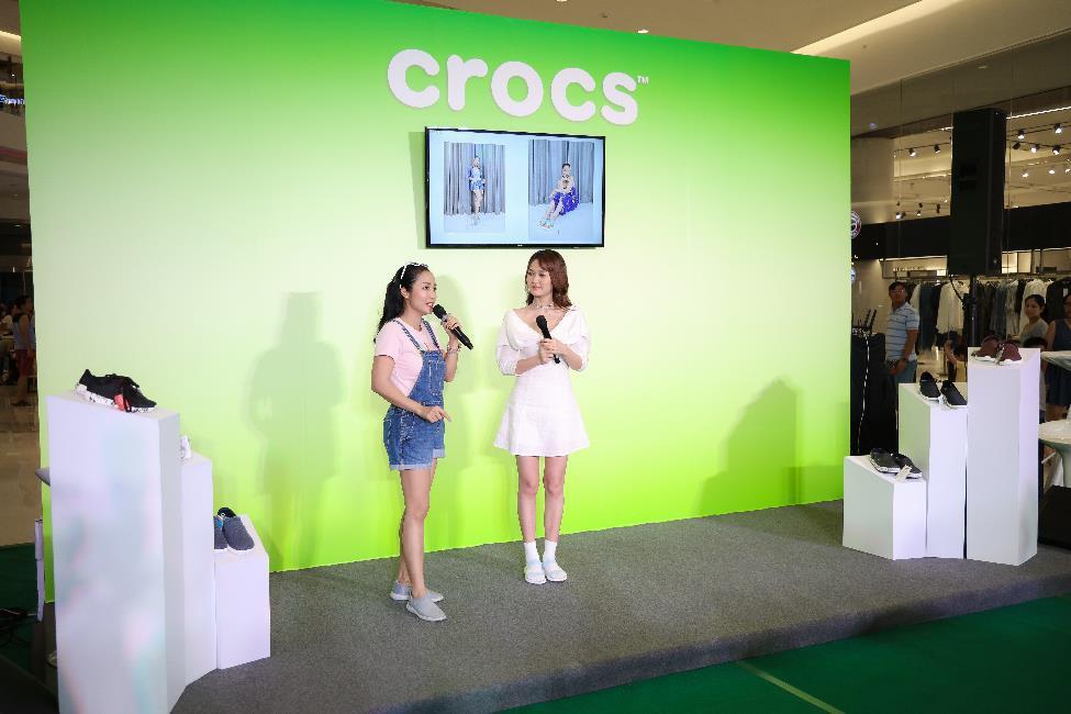 Nhung Gumiho và Ốc Thanh Vân lý giải vì sao ai cũng nên sở hữu ít nhất 1 trong 3 dòng sản phẩm mới của Crocs - Ảnh 10.