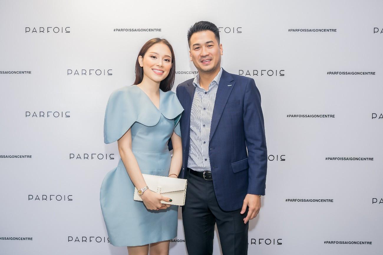 Kaylee Kwang, Thảo Nhi Lê, Linh Rin và Kye Nguyễn xúng xính tham dự sự kiện khai trương cửa hàng mới của PARFOIS Việt Nam - Ảnh 3.
