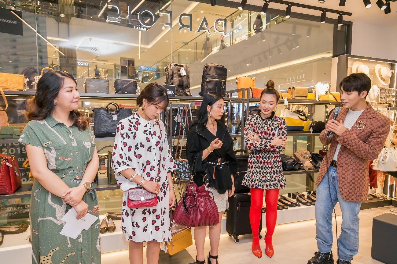 Kaylee Kwang, Thảo Nhi Lê, Linh Rin và Kye Nguyễn xúng xính tham dự sự kiện khai trương cửa hàng mới của PARFOIS Việt Nam - Ảnh 9.