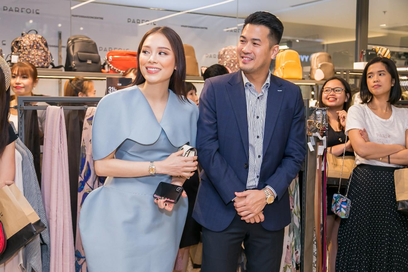 Kaylee Kwang, Thảo Nhi Lê, Linh Rin và Kye Nguyễn xúng xính tham dự sự kiện khai trương cửa hàng mới của PARFOIS Việt Nam - Ảnh 10.