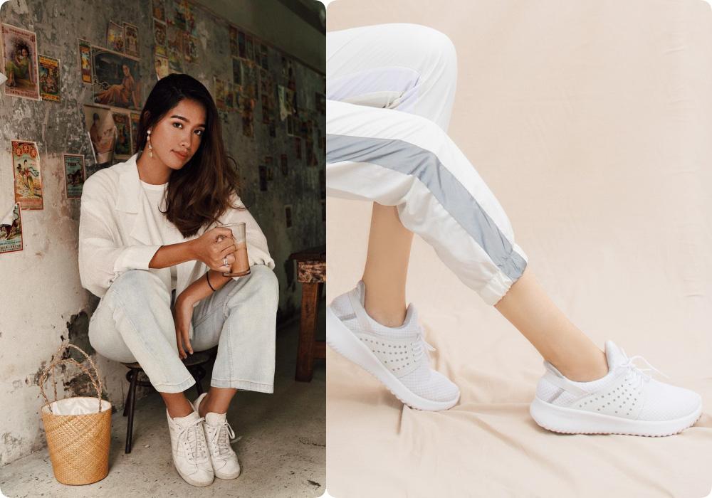 """Hãy đi một đôi sneakers trắng bình dân nhưng vẫn sang-xịn-mịn, cả thế giới sẽ phải hỏi bạn mua giày ở đâu thế?"""" - Ảnh 8."""