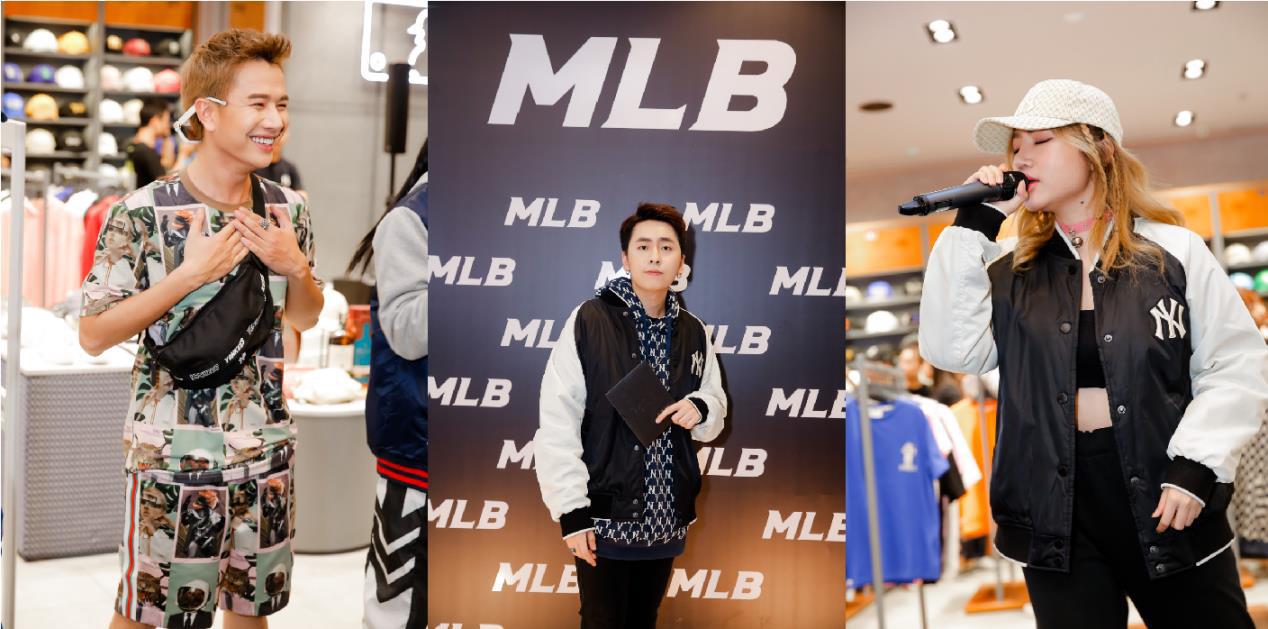 """Osad, Lou Hoàng, Orange, Quỳnh Anh Shyn, Decao """"đổ bộ"""" sự kiện của MLB - Ảnh 1."""