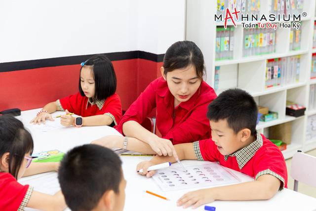 Mathnasium - Hệ thống trung tâm Toán Tư Duy trở thành thương hiệu hàng đầu tại Mỹ - Ảnh 1.