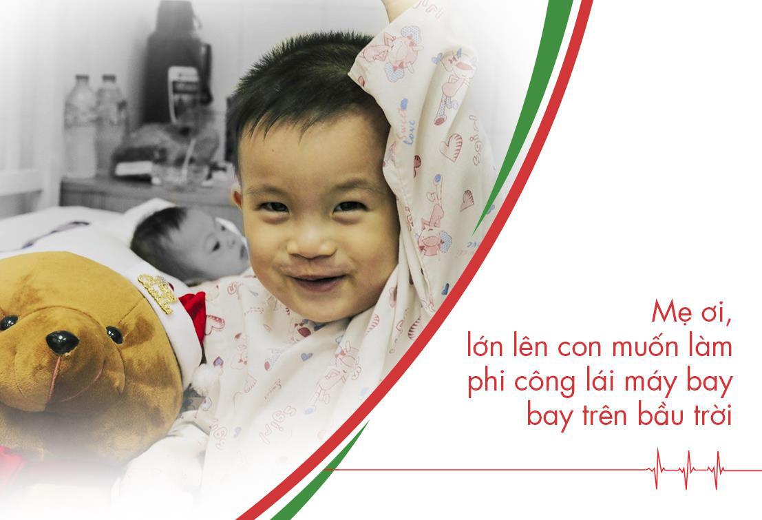 Chạy Vì Trái Tim 2019: Hãy trao cơ hội sống cho hàng nghìn trẻ em mắc bệnh tim - Ảnh 1.