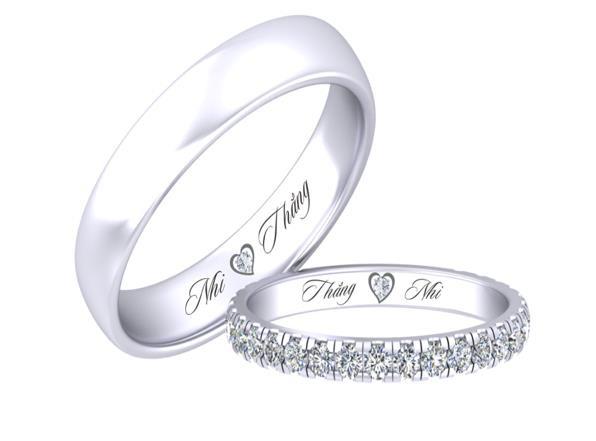 Đông Nhi bật mí cặp nhẫn đôi đầu tiên của cô với Ông Cao Thắng chính là nhẫn cưới - Ảnh 3.