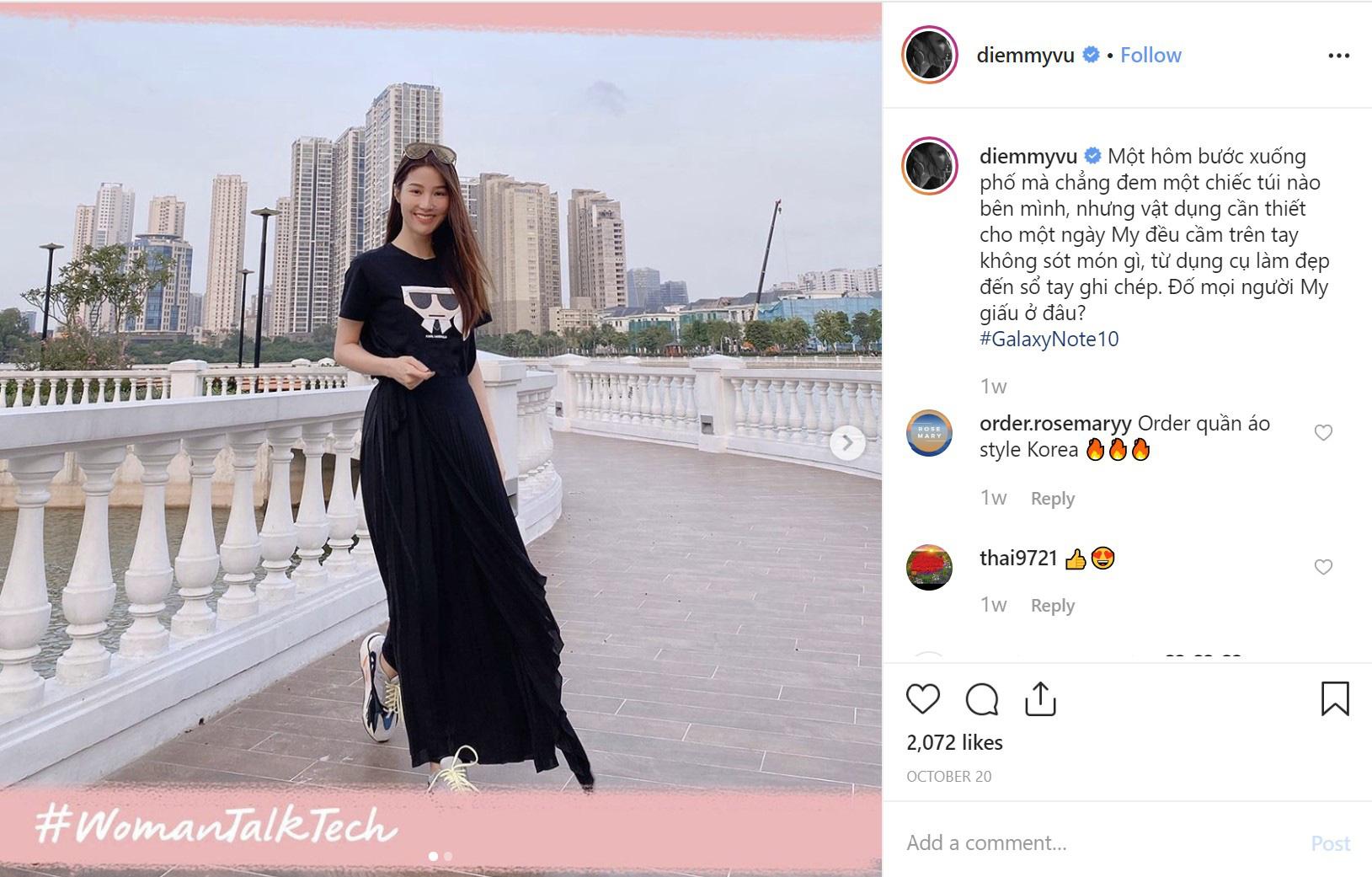 Trợ lý màu hồng của Ninh Dương Lan Ngọc, Thanh Hằng, Diễm My 9X, Phương Ly - Ảnh 5.