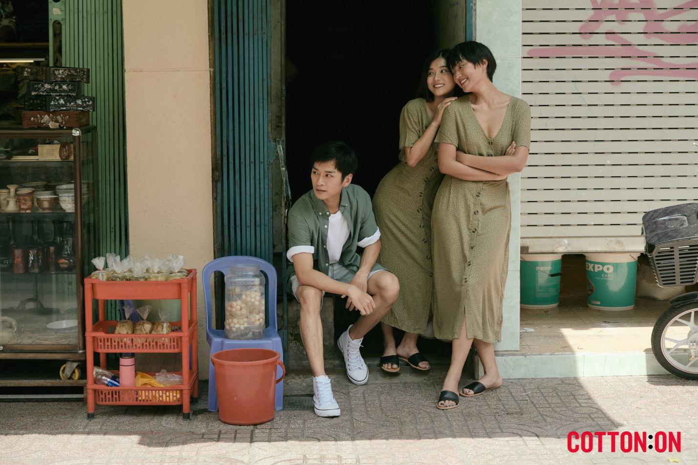 """Có một Sài Gòn của COTTON:ON dung dị và thân thương đến thế qua bộ ảnh """"Hello Saigon"""" - Ảnh 5."""