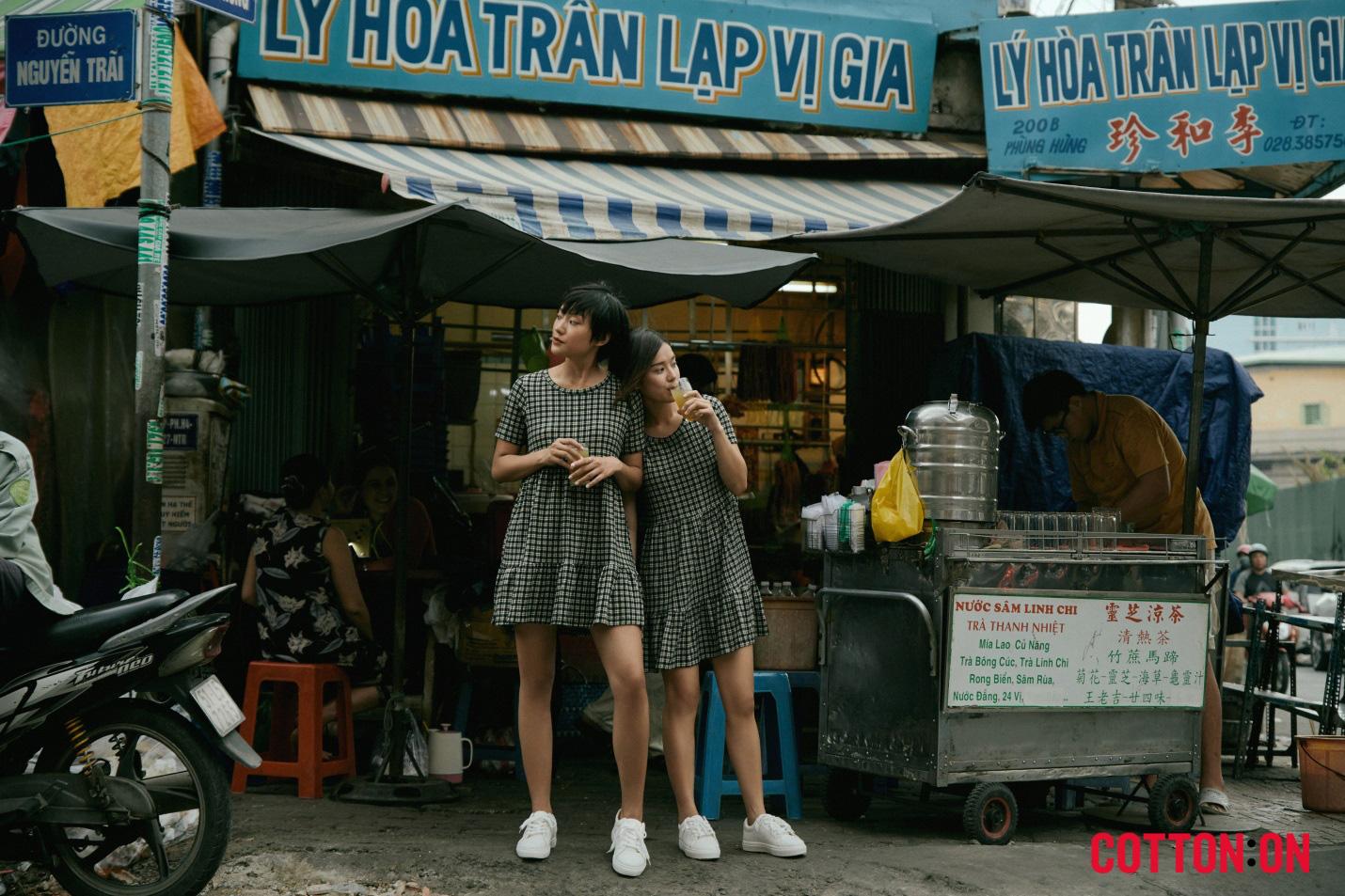 """Có một Sài Gòn của COTTON:ON dung dị và thân thương đến thế qua bộ ảnh """"Hello Saigon"""" - Ảnh 10."""