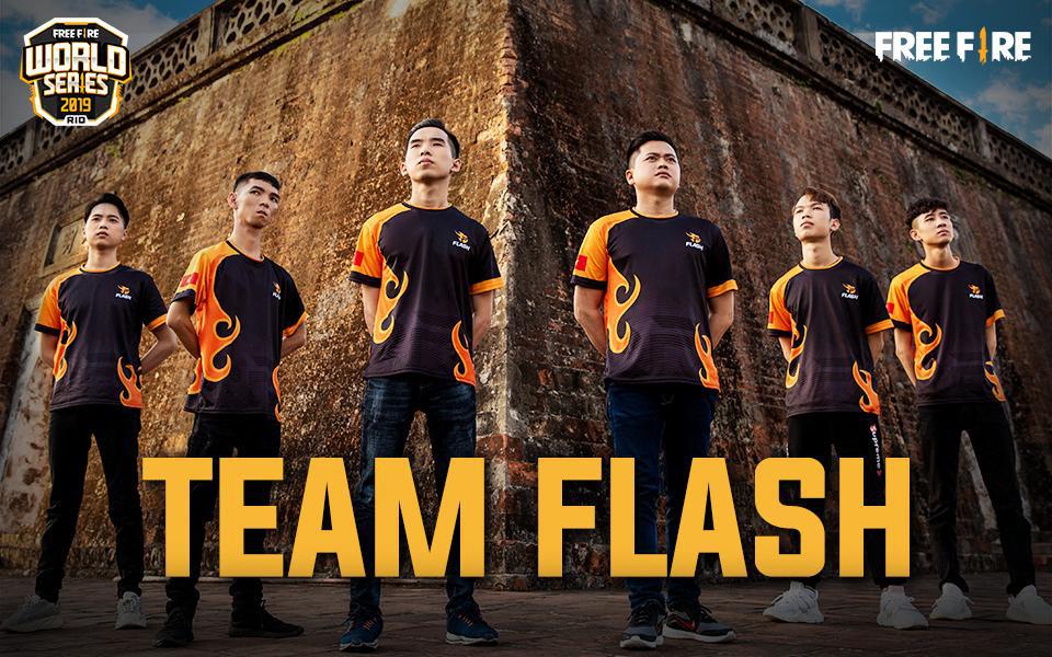 Free Fire World Series 2019: Vinh quang đang ở ngay phía trước Team Flash Việt Nam - Ảnh 1.