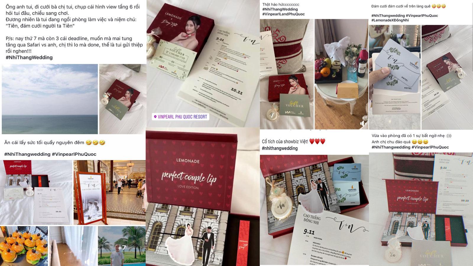 Soi thỏi son Đông Nhi dành tặng cho 500 khách mời trong đám cưới - Ảnh 8.