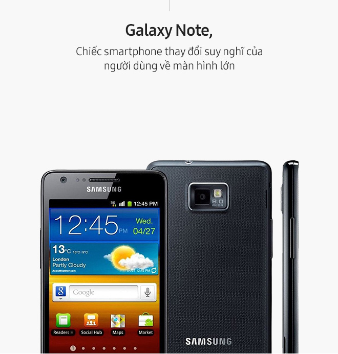 Samsung Galaxy: 10 năm ngập tràn những cống hiến của vị vua smartphone toàn cầu - Ảnh 4.