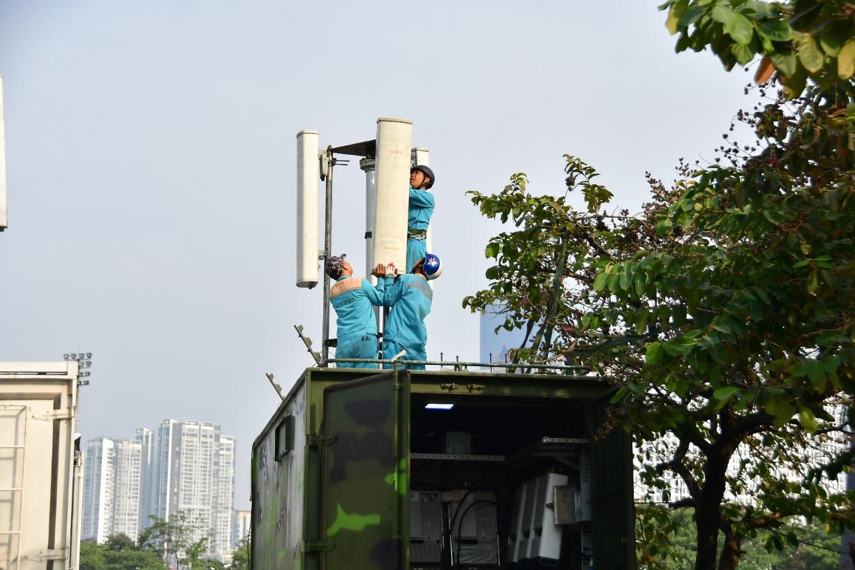 Viettel áp dụng công nghệ hàng đầu cho mạng lưới phục vụ trận Việt Nam - UAE - Ảnh 2.