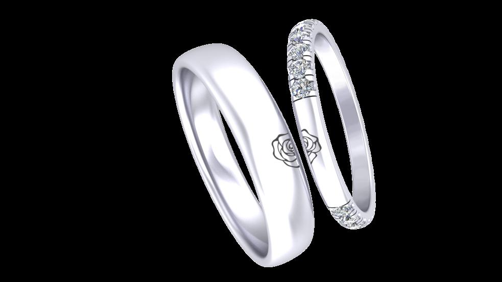 Wedding land mở ra xu hướng thiết kế nhẫn cưới riêng cho từng khách hàng - Ảnh 2.