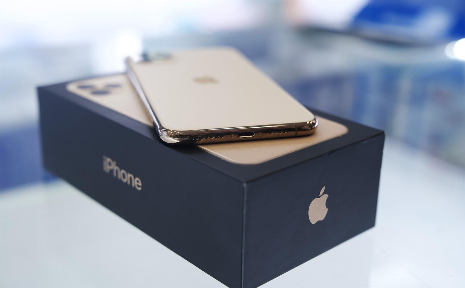 3 ngày cuối tuần, iPhone 11 Pro Max VNA giảm đến 4 triệu đồng tại Di Động Việt - Ảnh 2.