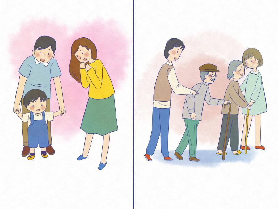 Ngày thơ bé cha mẹ chăm sóc, giờ lớn rồi liệu ta đã biết cách phụng dưỡng mẹ cha? - Ảnh 2.