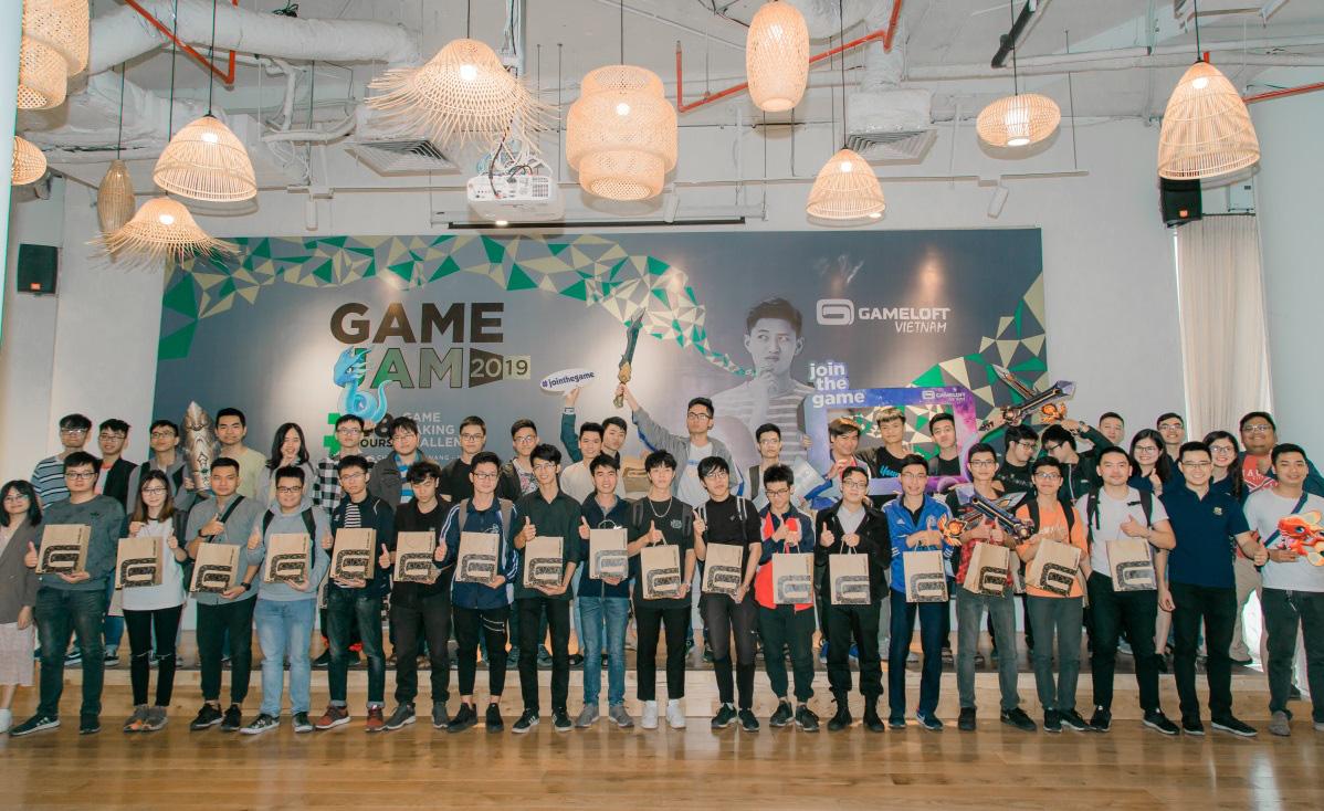 Gameloft Game Jam 2019 – Sân chơi sáng tạo về game chính thức khai mạc - Ảnh 10.