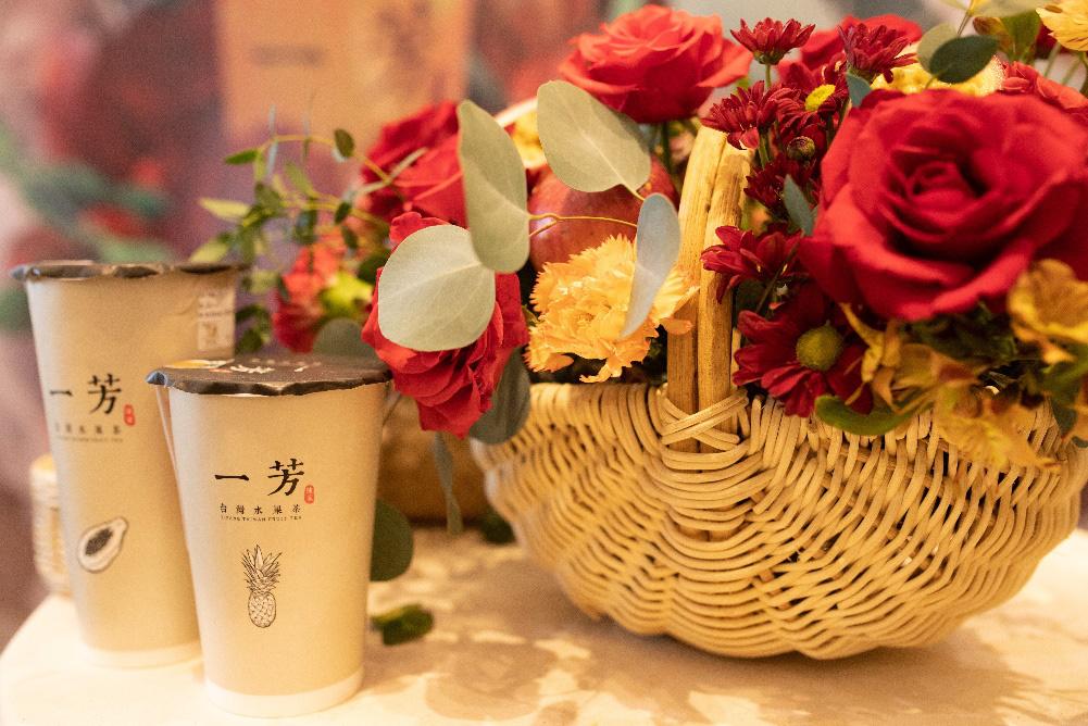 Cảm hứng bất tận từ trái cây trong các workshop yêu chiều phái đẹp cùng YiFang Tea - Ảnh 1.
