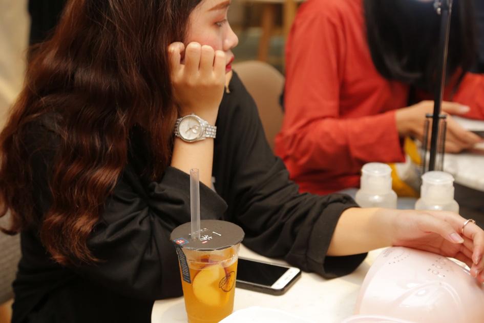 Cảm hứng bất tận từ trái cây trong các workshop yêu chiều phái đẹp cùng YiFang Tea - Ảnh 2.