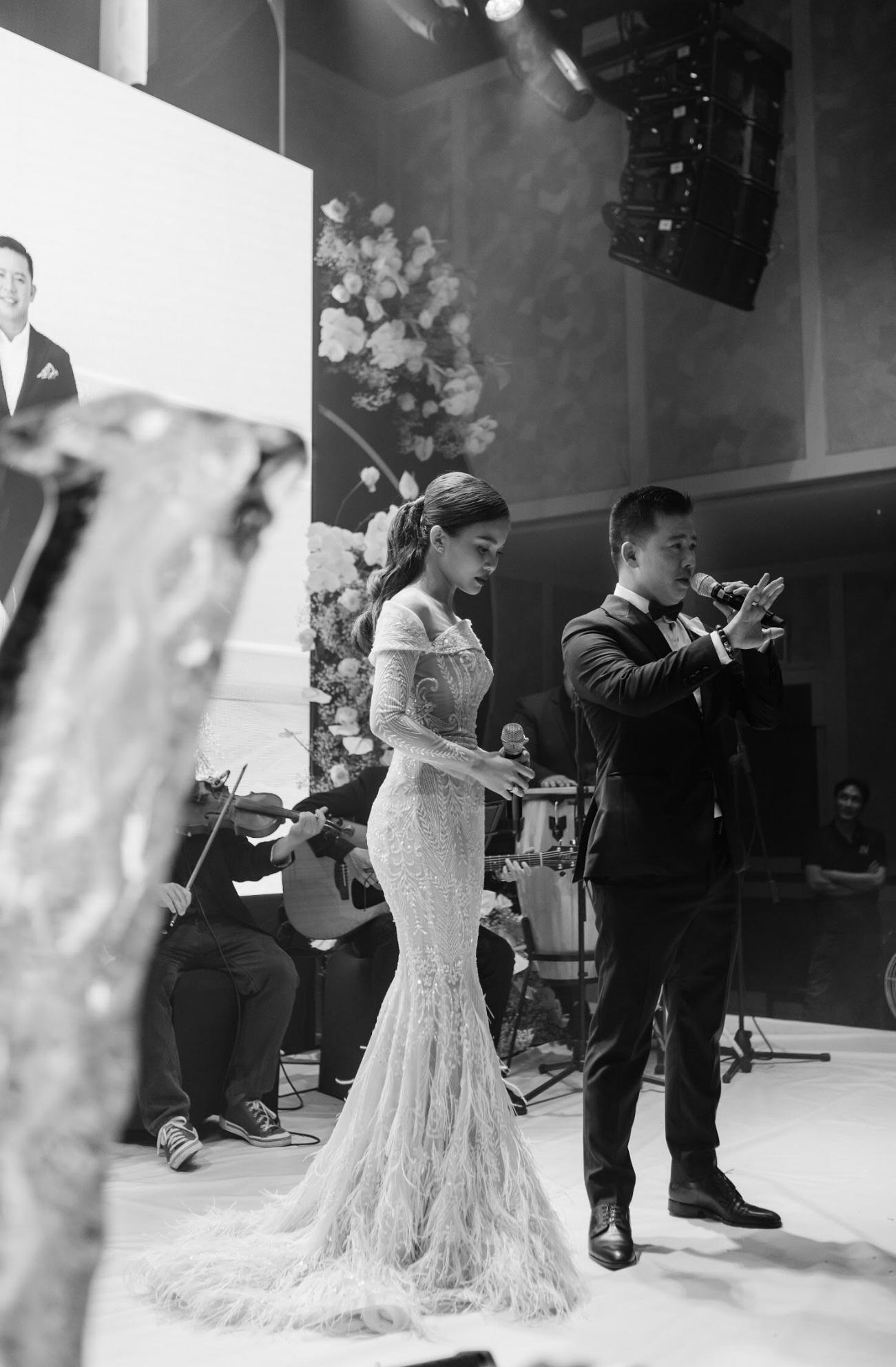Ba mẫu váy cưới Hacchic Couture thực hiện cho Giang Hồng Ngọc kèm thông điệp ý nghĩa bất ngờ - Ảnh 10.