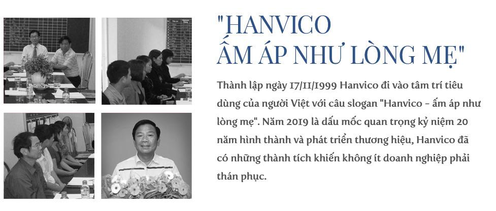 """Chủ tịch Phạm Văn Tuần: Hanvico ấm áp nhưng không """"ngủ quên"""" - Ảnh 1."""