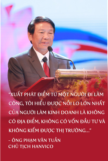 """Chủ tịch Phạm Văn Tuần: Hanvico ấm áp nhưng không """"ngủ quên"""" - Ảnh 5."""