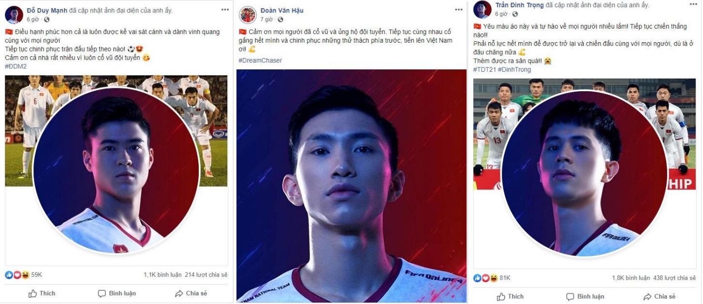 Động thái đầu tiên của các tuyển thủ Việt Nam sau trận thắng UAE gây sốt trên mạng xã hội - Ảnh 1.